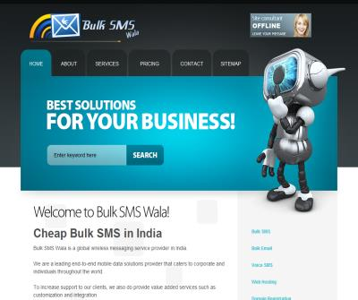 Cheap Bulk SMS in India | Instant Bulk SMS