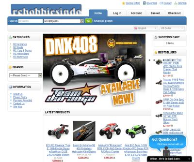 RC Cars and Trucks, RC Helicopters and Planes - RCHOBBIESINDO