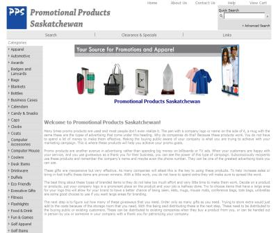 Promotional Products Saskachewan