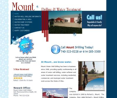 Mount Water Well Drilling