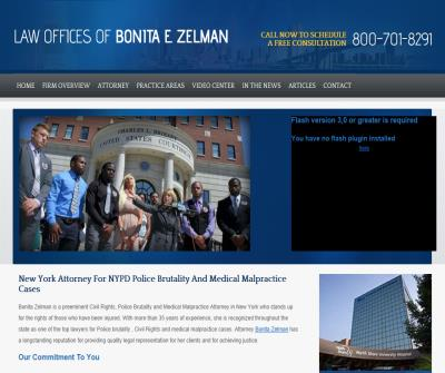 Law Offices Of Bonita E. Zelman