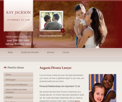 Augusta Child Support Lawyer