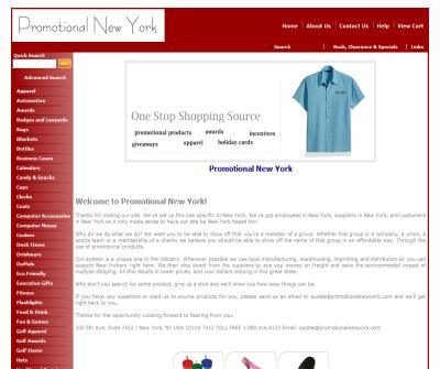 Promotional Products New York