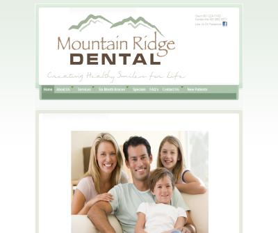 Mountain Ridge Dental