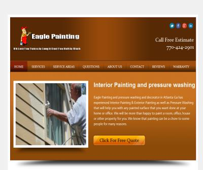 Eagle Painting & Pressure Washing
