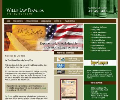 Willis Law Firm, P.A.