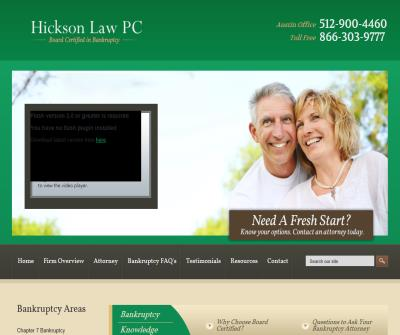 Austin Bankruptcy Lawyers