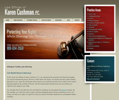 Law Offices of Karen Cushman, P.C.
