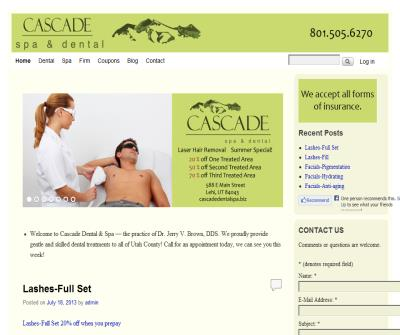 Casacade Dental Spa