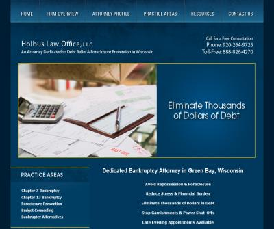 Wisconsin Bankruptcy Attorney