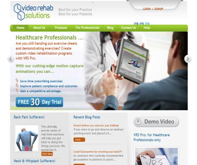 Video Rehab Solutions