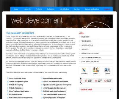 Enterprise Web And Mobile Application Development Company India