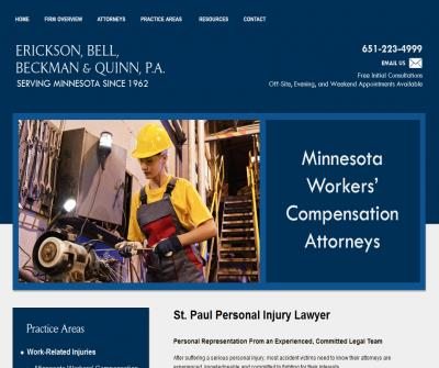 Personal Injury Lawyer St. Paul