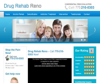 Drug Rehab Reno NV