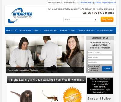 Integrated Pest Management Inc