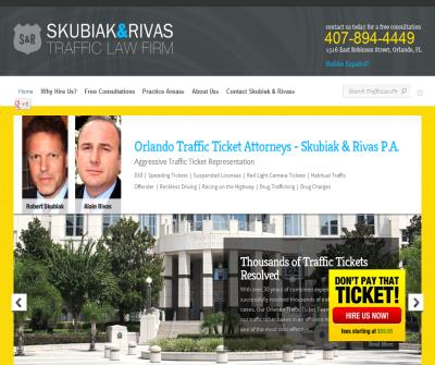 Best Florida Criminal Defense Attorney -  Skubiak & Rivas, P.A.