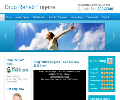 Drug Rehab Eugene OR