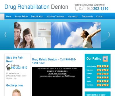 Drug Rehabilitation Denton TX