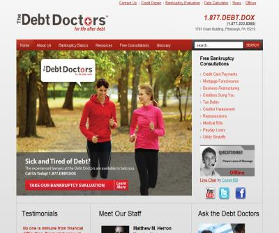 The Debt Doctors - For Life After Debt