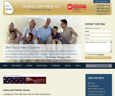 Atlanta Asset Protection Lawyer