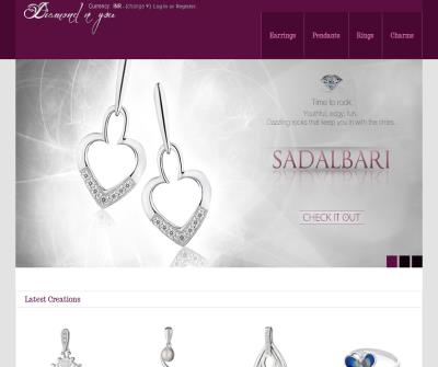 Online Diamond Jewellery