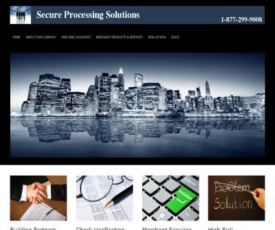 Secure Processing Solutions