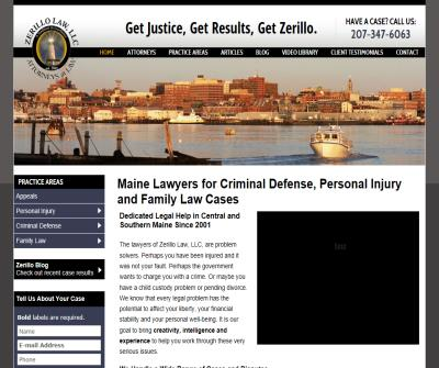 Porland ME Accident Lawyer