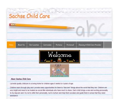 Sachse Child Care