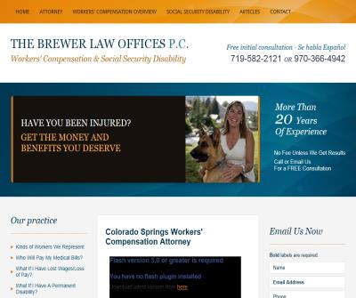 The Brewer Law Offices P.C.