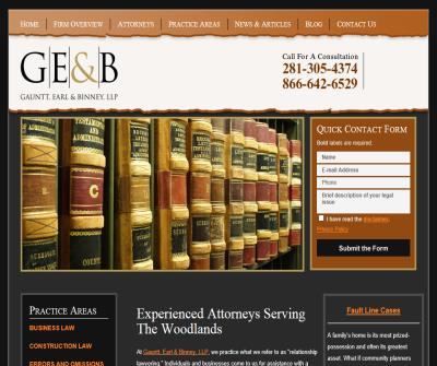The Woodlands Business Law Lawyer