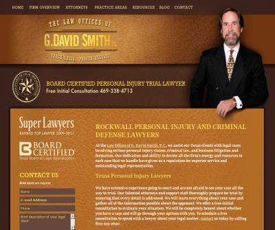 Rockwall Truck Accident Lawyer