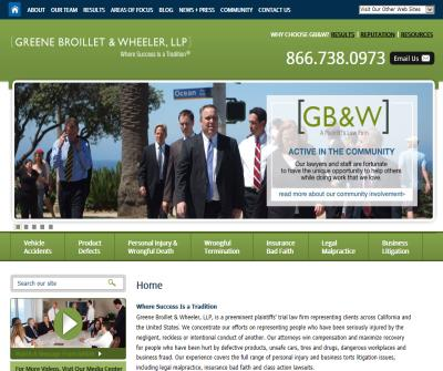 California Accident Lawyers
