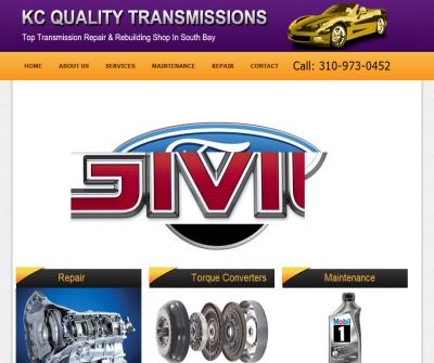Transmission Shop - Transmission Repair - Transmission Replacment