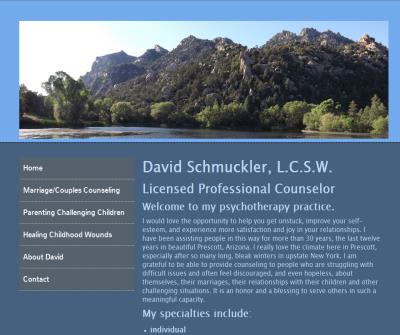 David Schmuckler L.C.S.W.