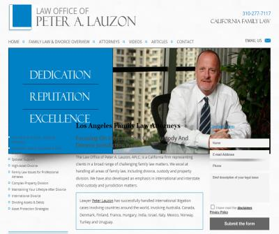 Los Angeles Divorce Lawyers