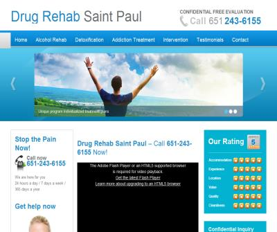 Drug Rehab Saint Paul MN