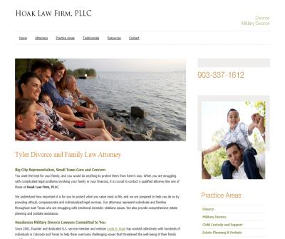 Divorce Lawyer Tyler TX