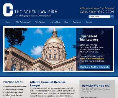 Atlanta Drug Crimes Lawyer