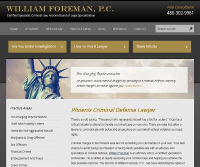 Scottsdale Sex Crimes Lawyer