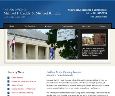 Will And Trusts Lawyers In Dedham MA
