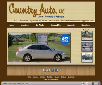 Country Auto, LLC