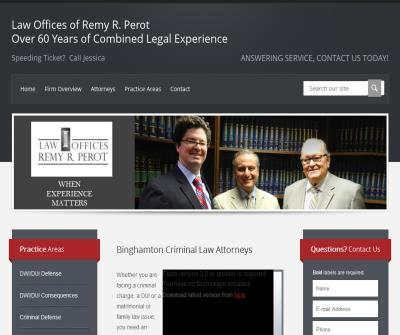 Law Offices of Remy R. Perot