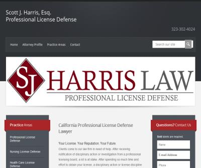 Scott J. Harris, Esq.