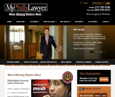 Pennsylvania Personal Injury Attorney