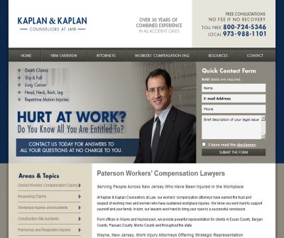 Wayne NJ Work Injury Attorneys