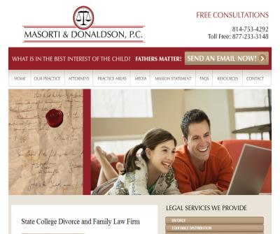 Child Visitation Lawyer State College PA