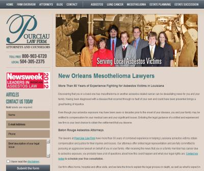 New Orleans Asbestos Lawyer