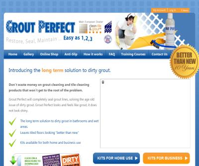 Grout Perfect - Grout Pro Leading Tile and Grout Cleaning Company