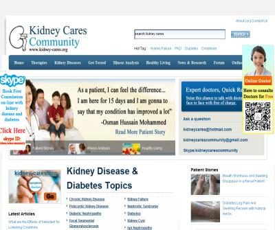 Kidney Cares Community