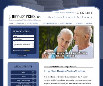 Essex County Personal Asset Protection Attorney